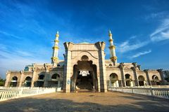 Federal Territory Mosque royalty free stock images