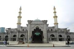Federal Territory Mosque a.k.a Masjid Wilayah Persekutuan Royalty Free Stock Image