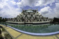 Federal Territory Mosque Royalty Free Stock Photo