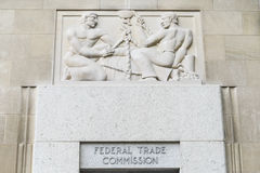 Federal Trade Commission Building Stock Images