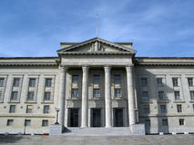 Federale Rechtbank, Lausanne, CH Royalty-vrije Stock Afbeeldingen