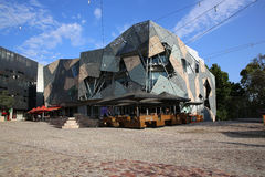Federation Square Stock Photos