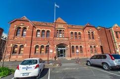 Federation University in Ballarat. Ballarat campus of Federation University, a public university in Australia stock photography