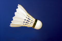 Federbälle für Badminton Lizenzfreies Stockfoto