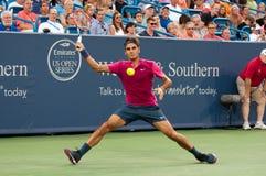Federer 013 Imagens de Stock