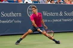 Federer 014 Foto de archivo
