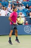 Federer 015 Arkivbilder