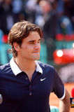 Federer Roger # 2 in ATP 2008 Royalty Free Stock Image