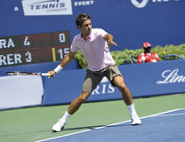 Federer Roger # Atp 3 (128) Lizenzfreies Stockbild