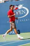 Federer Roger meilleur pour jamais (13) photo stock