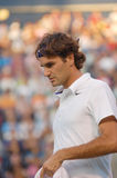 Federer Roger (SUI) an Rogers-Cup 2008 (96) Lizenzfreie Stockfotos