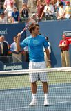Federer at US Open 2006 (101) Royalty Free Stock Photos