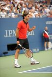 Federer at US Open 2009 (18) Stock Image