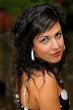 Federica, πορτρέτα στο φυσικό φως στοκ εικόνες