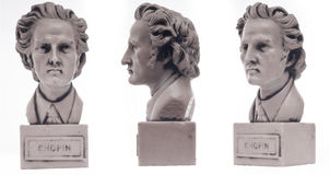 Federico Chopin fotografía de archivo libre de regalías