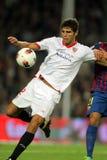 Federico Fazio of Sevilla FC Stock Image