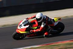 Federico Mandatori - Aprilia RSV4 Stock Image