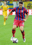 Federico Piovaccari Of Steaua Bucharest Royalty Free Stock Images