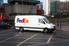 Fedex Royalty Free Stock Images