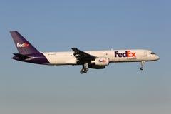 Fedex Boeing 757-200 Fotografering för Bildbyråer