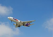 FedEx Cargo Aircraft Royalty Free Stock Photography