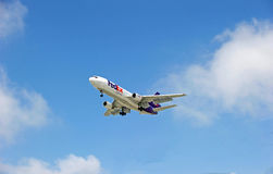 FedEx Cargo Aircraft Stock Images