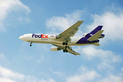 FedEx Cargo Aircraft Royalty Free Stock Images
