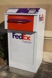 Fedex exprès Images libres de droits