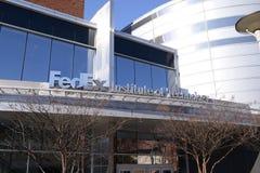 Fedex-Fachhochschule an der Universität von Memphis Stockfotografie