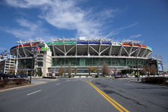 FedEx Field - Washington Redskins Royalty Free Stock Photo