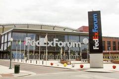 Fedex-Forum, Memphis, TN royalty-vrije stock fotografie