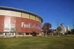 FedEx Forum in Memphisv Stock Photo