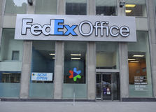 FedEx Office Stock Image