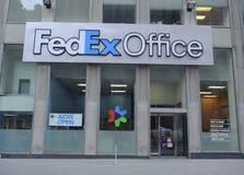 FedEx Office Stock Image