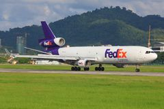 Fedex royalty free stock photos