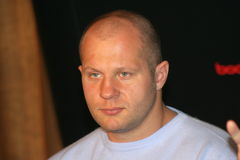 Fedor Emelianenko Royalty Free Stock Photos