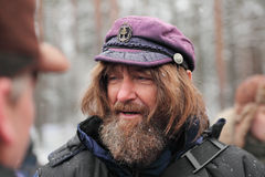 Fedor Konyukhov Royalty Free Stock Photography
