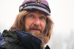 fedor konyukhov 免版税库存图片