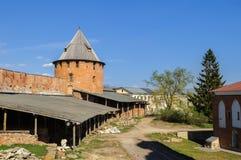 Fedor Tower, Novgorod el Kremlin Imagen de archivo libre de regalías