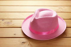 Fedora Hat royalty-vrije stock foto