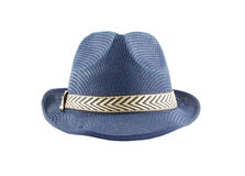 Fedora hat isolated on white background Royalty Free Stock Photo