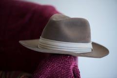 Fedora Hat Royalty Free Stock Image