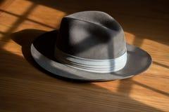 Fedora Hat Stock Photography