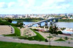 Fedorovsky-Damm Lizenzfreie Stockbilder
