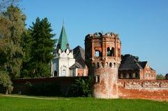 Fedorowski stad Royaltyfria Bilder