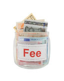 Fee Royalty Free Stock Photography