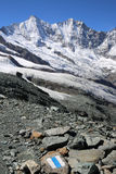 Fee Glacier Stock Images