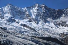 Fee Glacier Stock Image