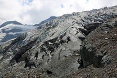Fee Glacier Royalty Free Stock Photos