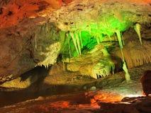 Fee-Höhle lizenzfreies stockfoto